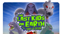 The Last Kids on Earth and the Staff of Doom w planie wydawniczym