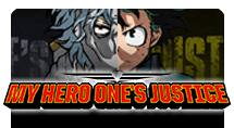 Premiera gry My Hero One's Justice