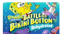 SpongeBob SquarePants: Battle for Bikini Bottom – Rehydrated w planie wydawniczym